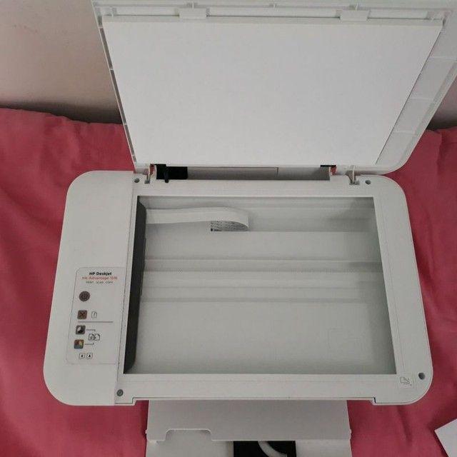 Impressora hp deskjet ink advantage 1516  - Foto 2
