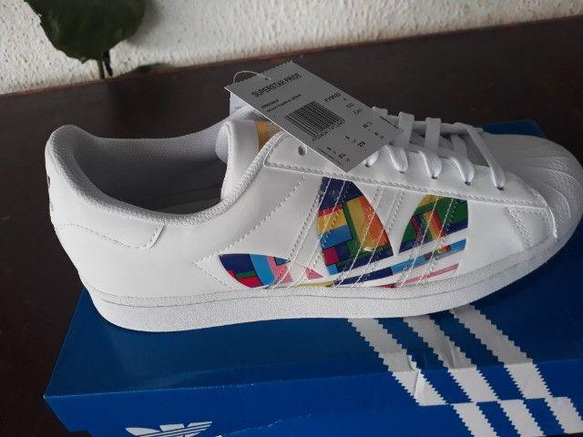Tenis adidas novo , unissex - Foto 3