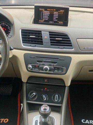 Audi Q3 2.0 TFSI 2015 AC/ Troca - Foto 8