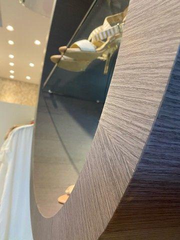 Nichos redondo em madeira  - Foto 5