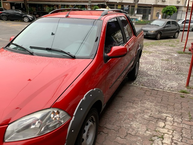 FIAT STRADA CAB DUPLA - Foto 10