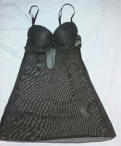 Camisola preta