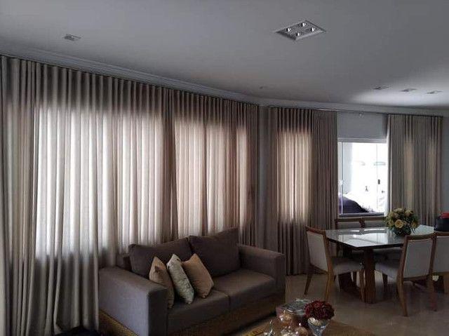 Papel de parede e cortinas e persianas - Foto 6