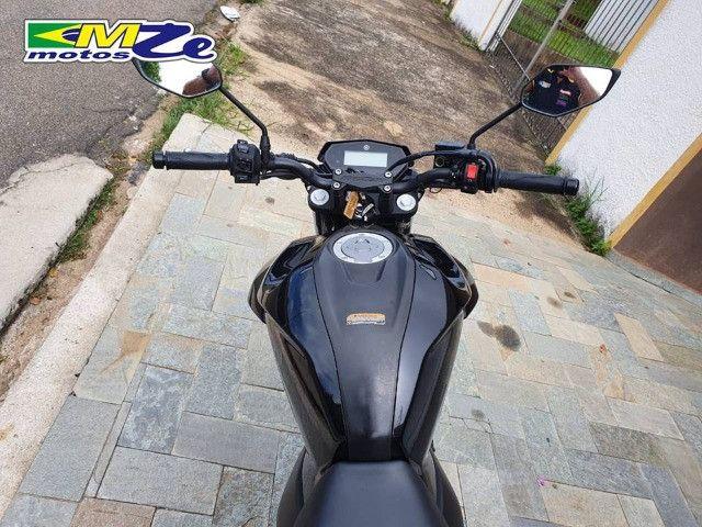 Yamaha FZ 25 Fazer 2020 Preta com 15.000 km - Foto 11
