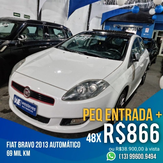 Fiat Bravo Sporting 2013 Completo