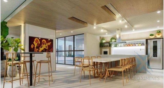 Apartamento compacto à venda, 60 m² por R$ 496.000 - Engenheiro Luciano Cavalcante - Forta - Foto 17