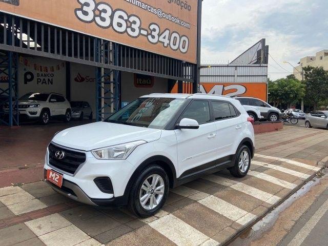 Hyundai creta 2018 1.6 16v flex attitude automÁtico - Foto 3