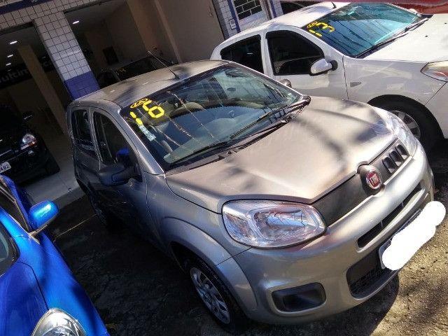 Fiat/uno 2016/2015 completa entrada de 5500 e parcelas de 599 - Foto 8