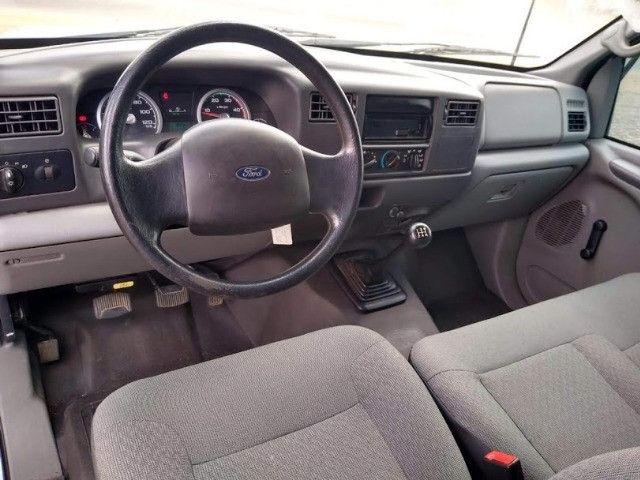 Ford F4000 4x4 2p Carroceria, 2018 - Foto 4