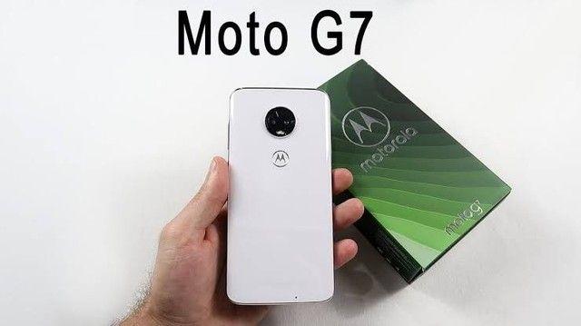 Moto G7 nota fiscal