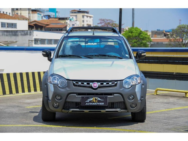 Fiat Strada Adventure 1.8 LOCKER Flex CE - Foto 2