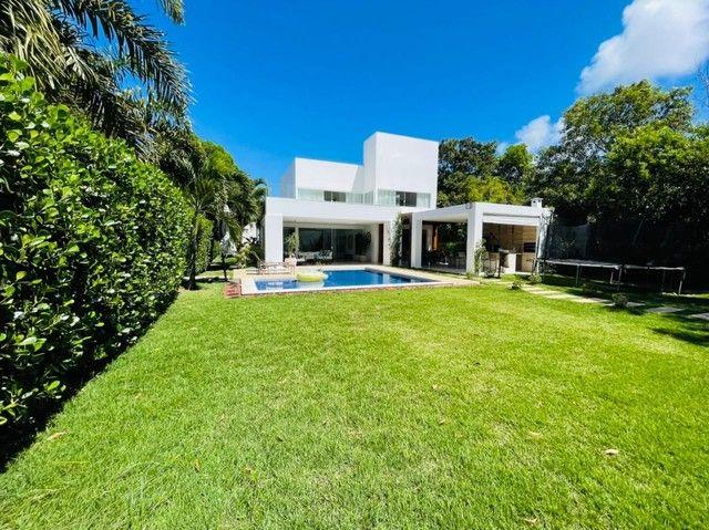 Casa de condomínio para venda possui 450000 metros quadrados com 5 quartos - Foto 2
