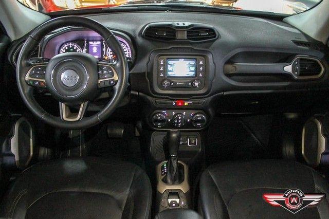 Jeep RENEGADE LONGITUDE 1.8 FLEX AUTOMATICO - Foto 15