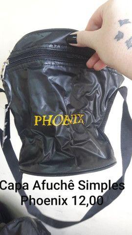 Capa Afuchê Simples Phoenix