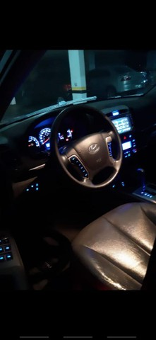 Hyundai santa fé 2011 ,3.5 v6 - 4x4 - Placa A (Impecável)  - Foto 4