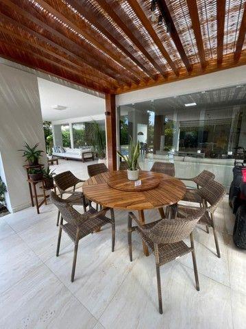 Casa de condomínio para venda possui 450000 metros quadrados com 5 quartos - Foto 5