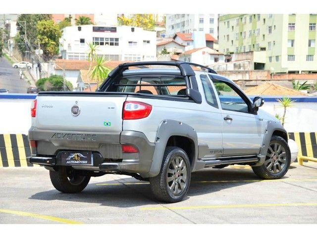 Fiat Strada Adventure 1.8 LOCKER Flex CE - Foto 4