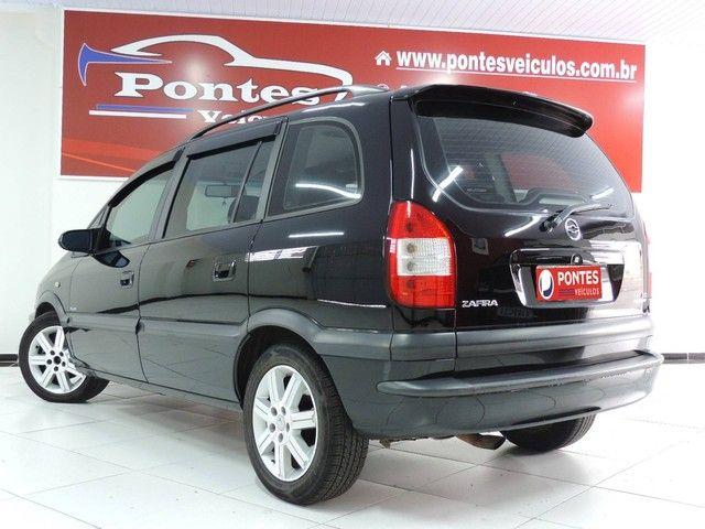 ZAFIRA 2006/2006 2.0 MPFI ELITE 8V FLEX 4P AUTOMÁTICO - Foto 2
