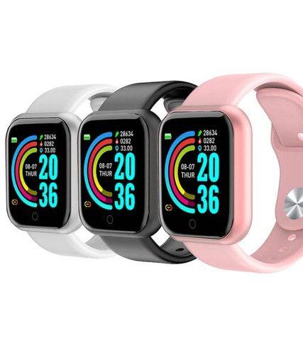 Smartwatch D20, relógio inteligente. - Foto 2