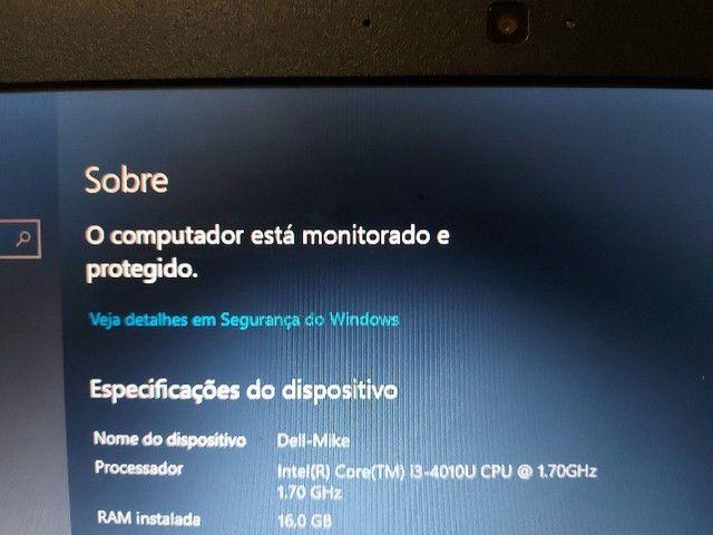 Notebook Dell Latitude 3440 I3, 16GB, SSD - Foto 3