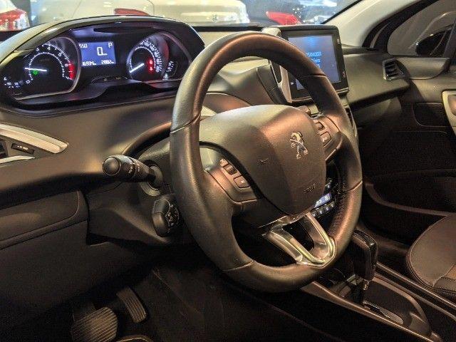 Peugeot 2008 1.6 Flex Crossway Automático 18/19 Branco! - Foto 9