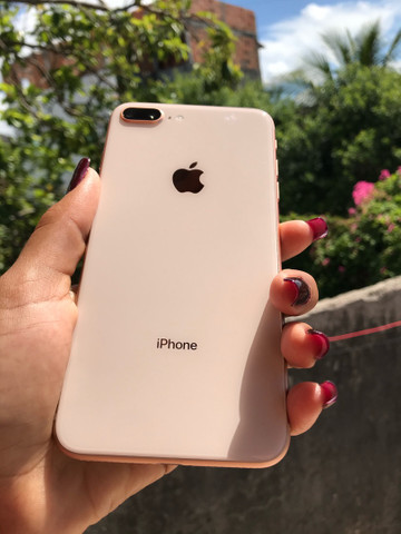 IPhone 8plus 256GB - Gold - VITRINE