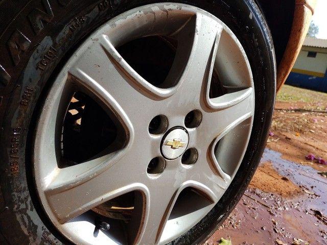 Rodas originais Chevrolet aro 15