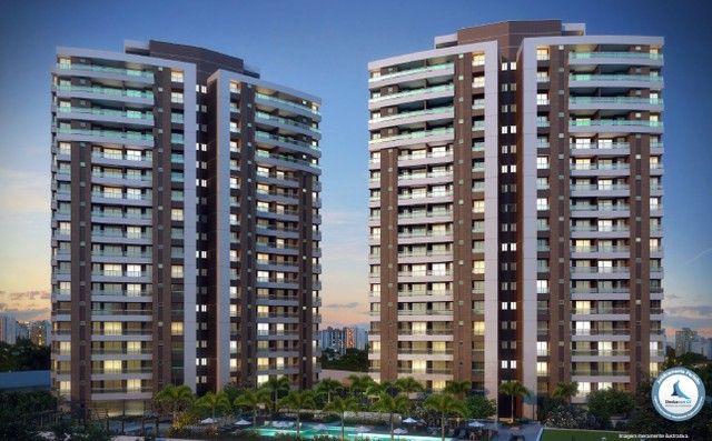 Apartamento para venda tem 98 metros quadrados com 3 quartos