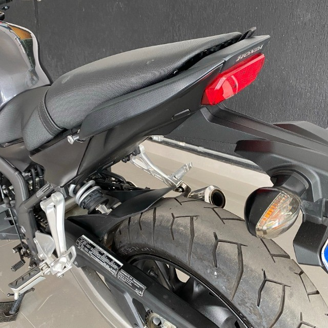 Honda CB 650F 2014/2015 - Foto 9