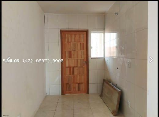 Casa para Venda em Ponta Grossa, Campo Belo, 2 dormitórios, 1 banheiro, 2 vagas - Foto 7
