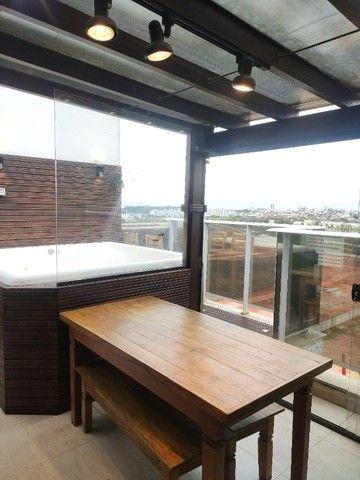 Permuto - Duplex Cobertura no bairro de alto padrão - 140 m² - Foto 14