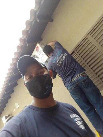 Empresa Quality Serviços-Instalação e manutenção de ar condicionado - Foto 2