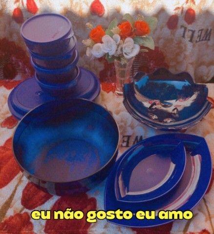 Tupperware com descontos imperdíveis (ganhe brinde em compra acima de 100, 00)