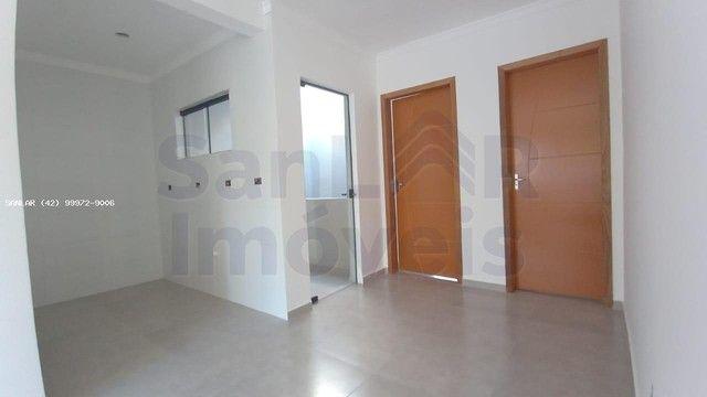 Casa para Venda em Ponta Grossa, Contorno, 2 dormitórios, 1 banheiro, 1 vaga - Foto 11