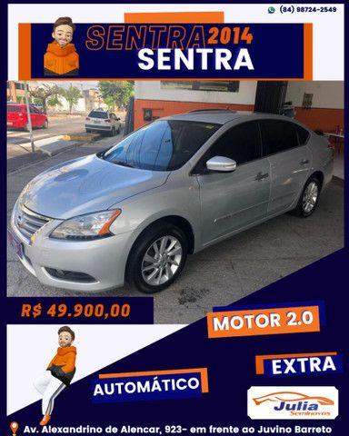 Sentra 2.0 SV 2014