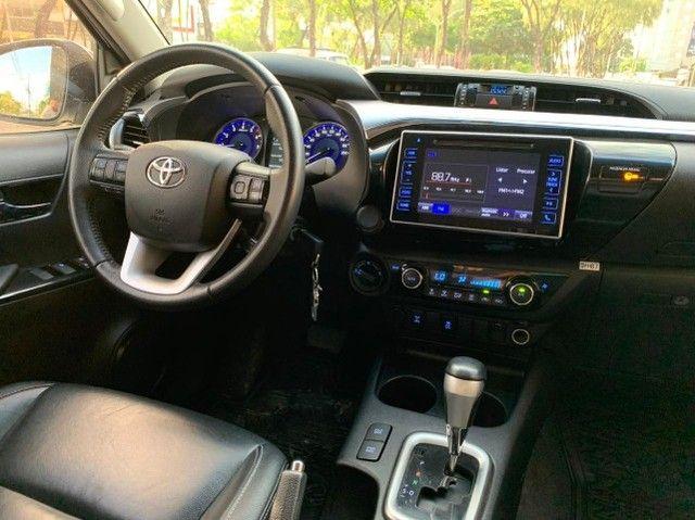 Toyota Hilux SRV 2.7 2018 Flex (81) 3877-8586 (zap) - Foto 7