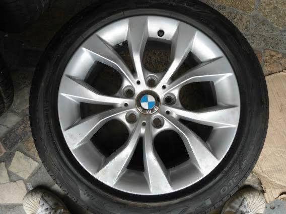 Jogo rodas BMW X1  - Foto 2