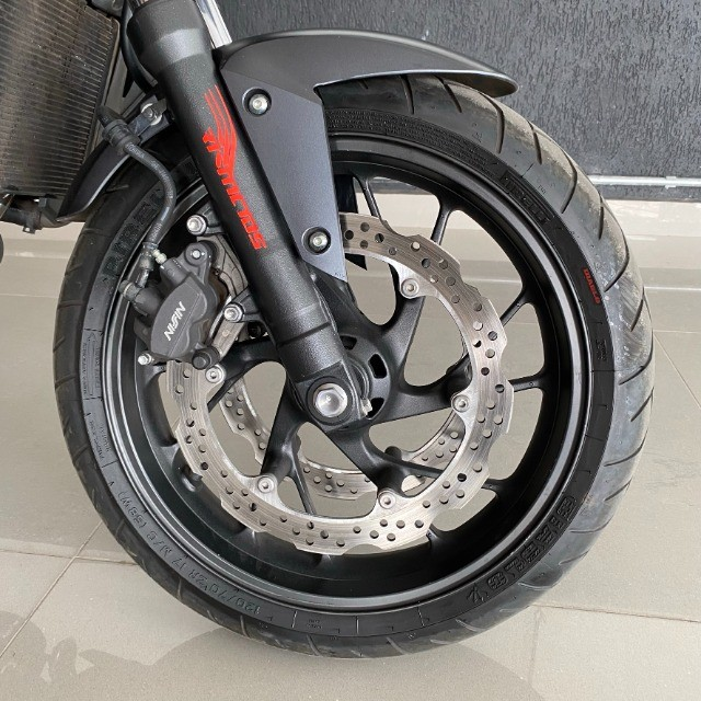 Honda CB 650F 2014/2015 - Foto 18