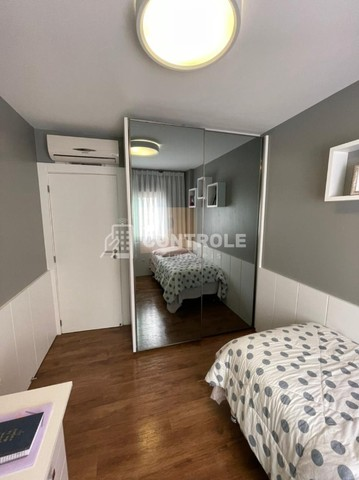 (R.O)Apartamento com 03 dormitórios, 02 vagas no Balneário do Estreito em Florianópolis. - Foto 11