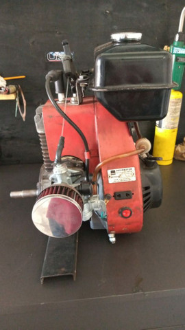 Motor para rabeta - Foto 2