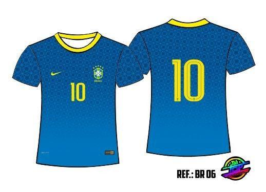 Camisetas Brasil  - Foto 2