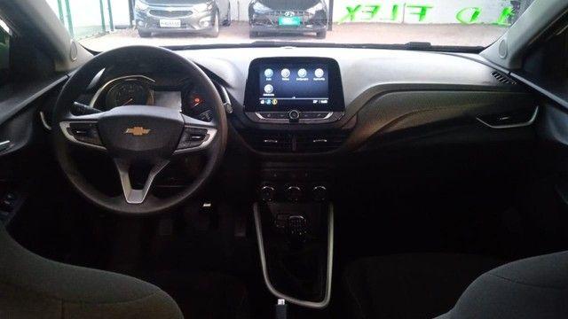 Chevrolet Onix LT2 Aspirado - 1.0 - Flex - 2021 - 5P - Foto 6
