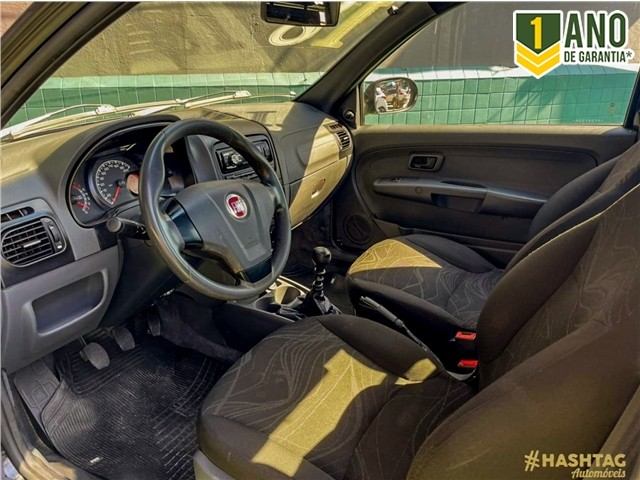 Fiat Strada 2018 1.4 mpi hard working ce 8v flex 2p manual - Foto 5