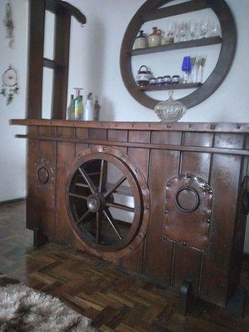Bar madeira de lei  - Foto 3