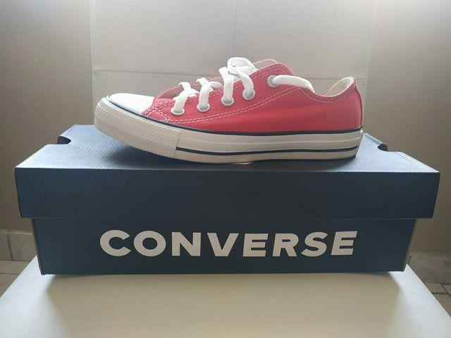 All Star Vermelho - converse