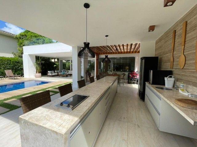 Casa de condomínio para venda possui 450000 metros quadrados com 5 quartos - Foto 4