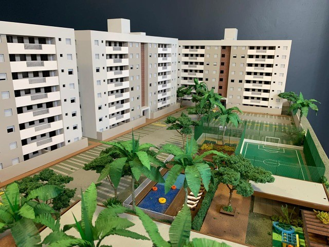 Apartamento Na Planta em Construção - 7º Andar - Parque das Américas - Foto 7