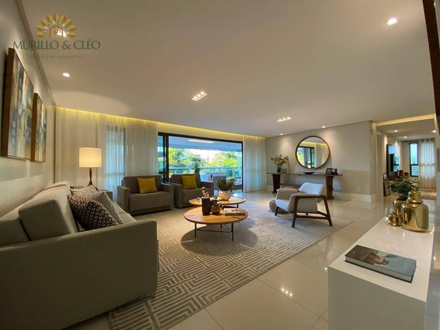 Le Parc com 4 dormitórios à venda, 243 m² por R$ 2.420.000 - Paralela - Salvador/BA - Foto 18