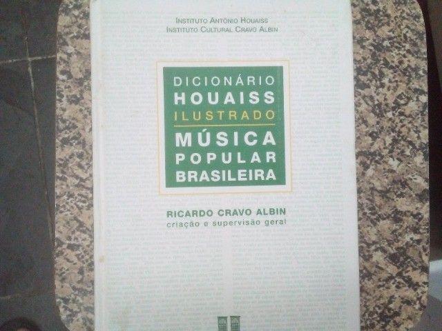 Dicionário Houaiss Ilustrado Música Popular Brasileira Editora Paracatu