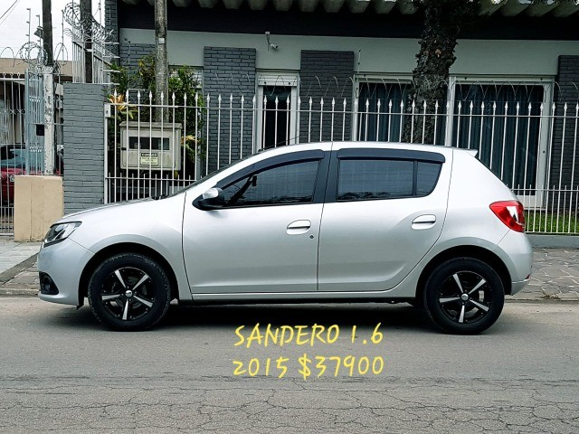 Sandero expression 1.6 2015 completo - Foto 11